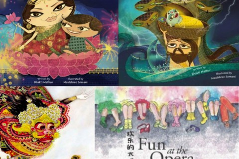 Young at Heart: Asian Children's Books