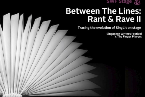 Performance – Between The Lines: Rant and Rave II