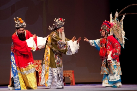 Chinese Opera & Music Extravaganza, opening event of 5th Summer DanceFit Festival (2017)
