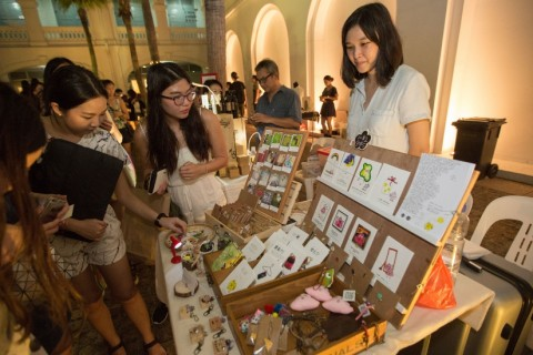 SAM x TLP Community Art Market
