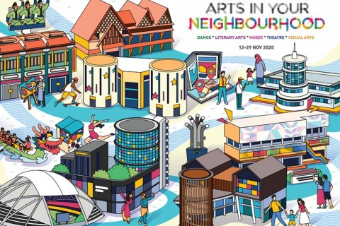Arts in Your Neighbourhood (AYN)