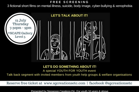 Youth-For-Youth Short Films Screening