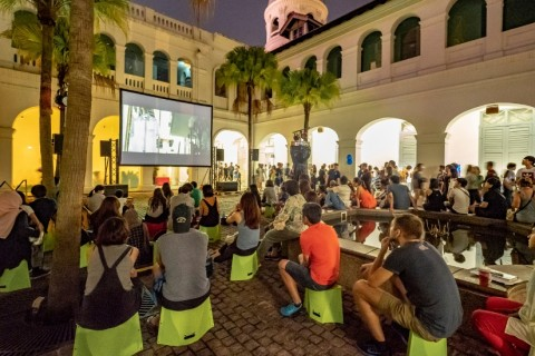 Outdoor Movie Screening: The Girl Who Leapt Through Time