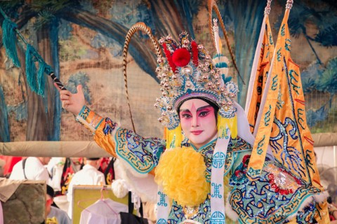 Asian Culture & Music Series: A Night at the Chinese Opera