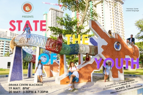 State of the Youth: Double Bill of Survivor Singapore by Haresh Sharma and Mosaic by Joel Tan