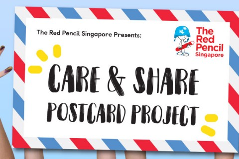 Art for Children: Make Your Own Postcards