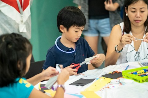 For Families: Art and Craft Workshops