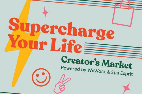 Supercharge Your Life - Creators Market