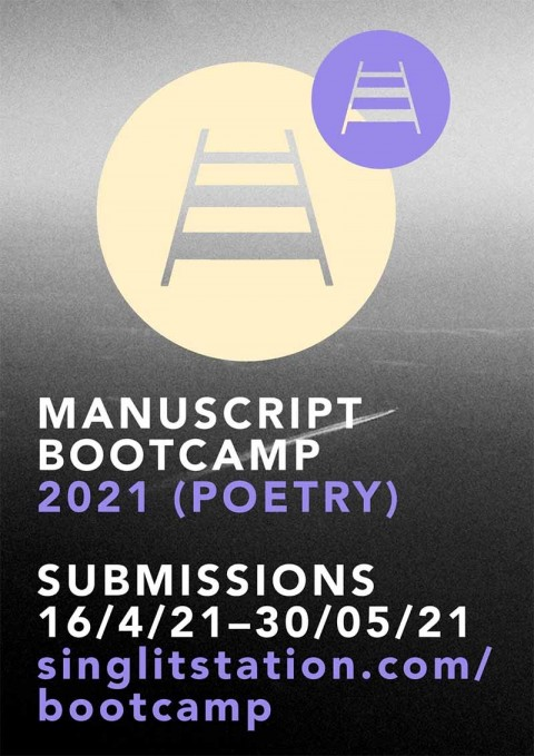 Open Call for Submissions: Manuscript Bootcamp 2021 (Poetry)