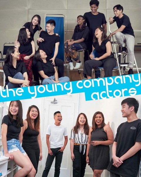 Reach for the stars with SRT's The Young Company!