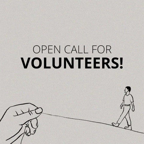 Open Call for Volunteers - Power Play 2020: Invisible Lines