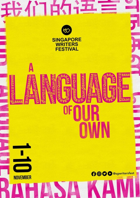 Singapore Writers Festival 2019