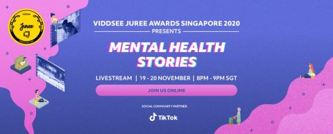 Viddsee Juree Awards Singapore 2020 presents Mental Health Stories