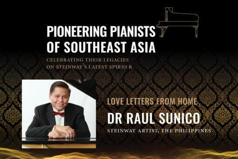 Pioneering Pianists Of Southeast Asia - Love Letters From Home