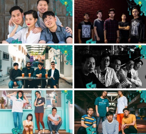 Baybeats Budding Bands 2019