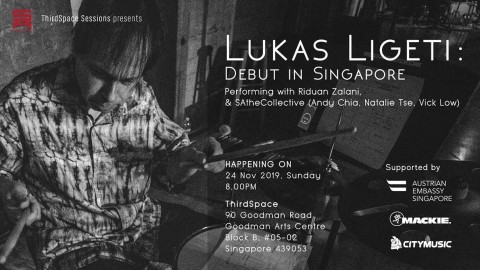 Thirdspace Sessions - Lukas Ligeti