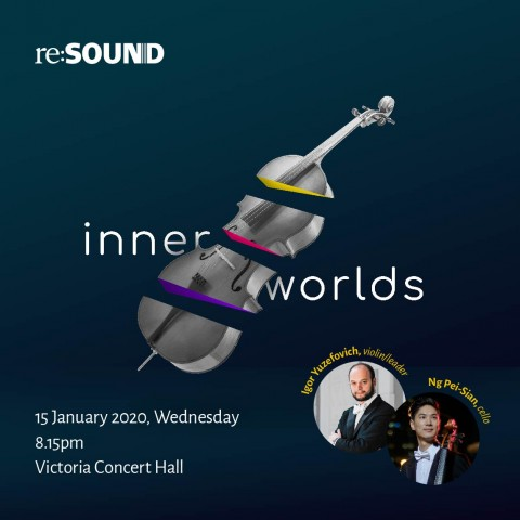 Inner Worlds - Igor & Pei-Sian in Concert with re:Sound