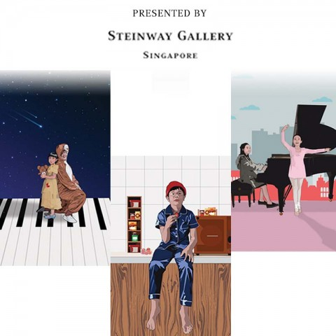 MVs featuring Young Steinway IG Stars
