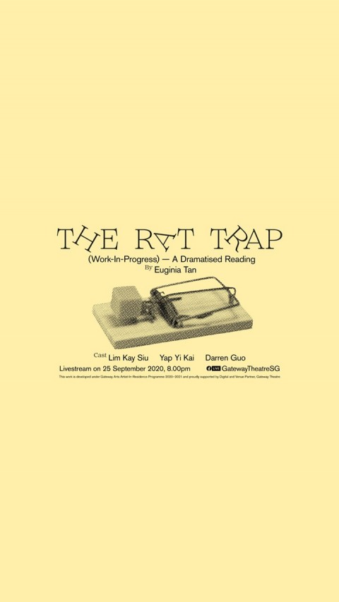 The Rat Trap (A Dramatised Reading)