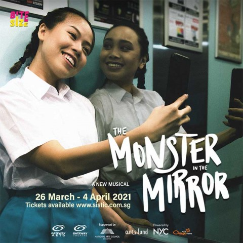 The Monster In The Mirror Musical