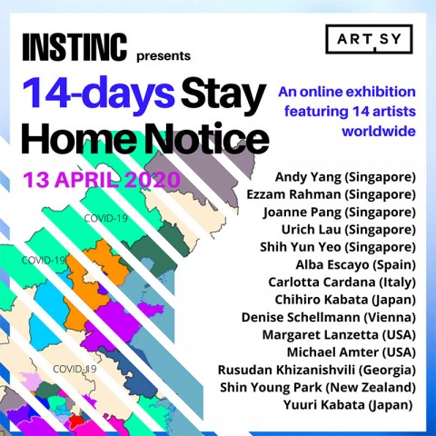 14-days STAY HOME NOTICE