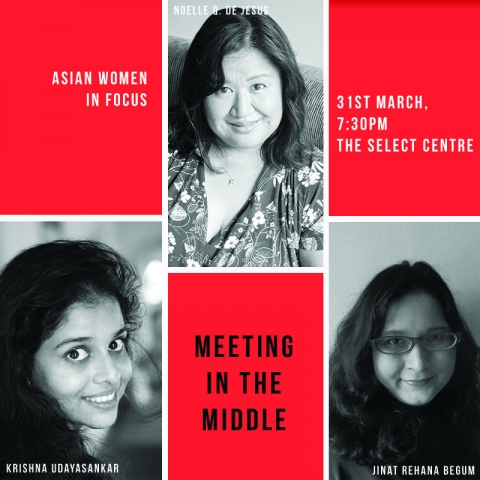 Meeting in the Middle: Asian Women in Focus