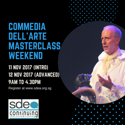 Commedia dell'Arte Masterclass Weekend