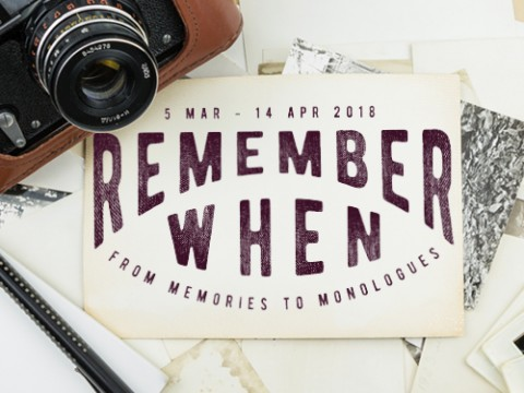 Remember When: From Memories to Monologues