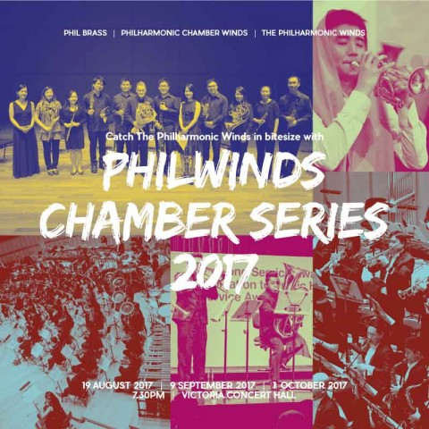 The Philharmonic Winds' Chamber Series 2017
