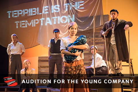 Audition for The Young Company