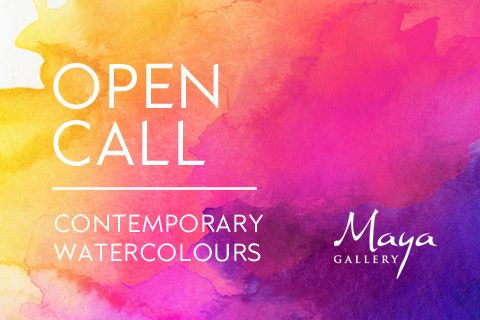 Open Call | Contemporary Watercolours