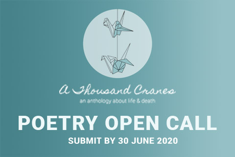Open call for poetry: 'A Thousand Cranes' Asia-Pacific Poetry Anthology