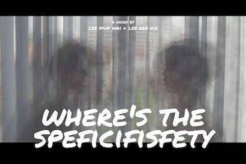 Where's the speficifisfety