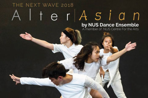 The Next Wave 2018: Alter|Asian