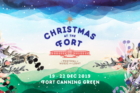 Christmas at the Fort