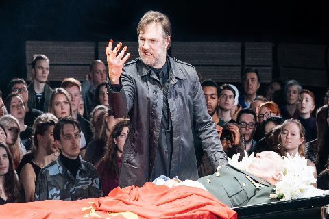 Julius Caesar: National Theatre Live (screening)