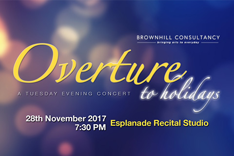 Overture to Holidays