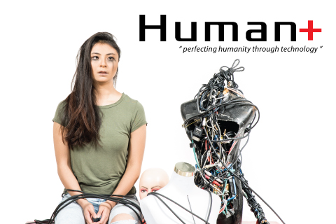 Human+ | Written & Directed by Khairul Kamsani