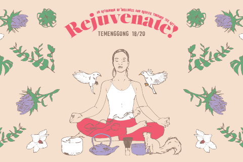 Rejuvenate! in April