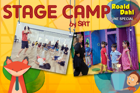 Stage Camp by SRT