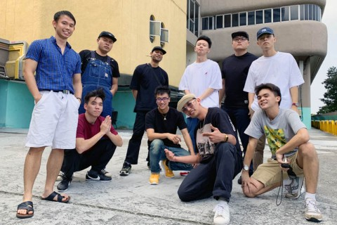 Interview with Michael Ng & Syafiq Noor - Engaging at risk youths through dance and graffiti