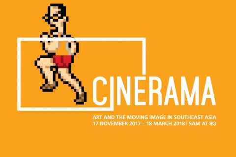 Artist tour | Cinerama: Art and the Moving Image in Southeast Asia