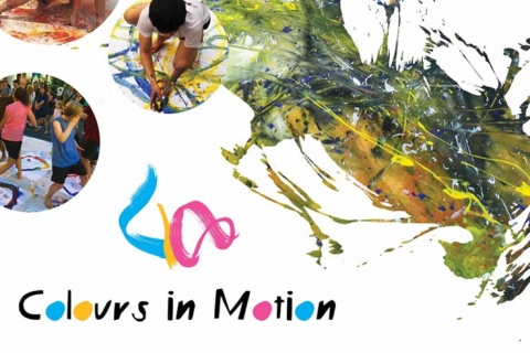 Colours in Motion – Open Call