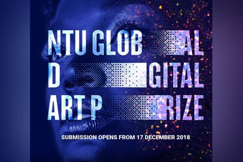 NTU Global Digital Art Prize 2019