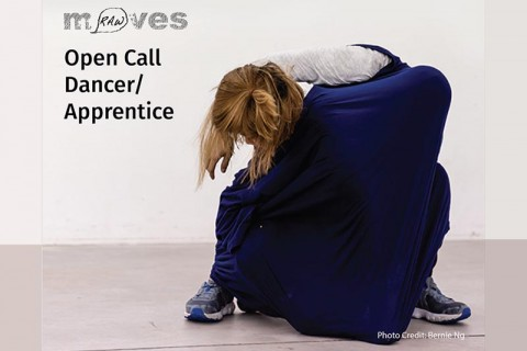 RAW Moves - Open Call for Dancer/Apprentice