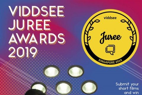 Viddsee Juree Awards 2019 - Open Call