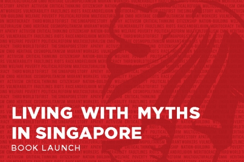 "Book Launch of ""Living with Myths in Singapore"""