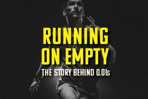 Running on Empty — Book Launch