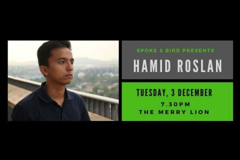 Spoke & Bird #28: Hamid Roslan