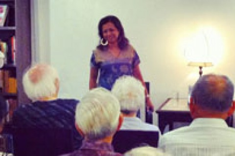 Marina Mahathir Book Launch – Telling It Straight at Select Bookstore